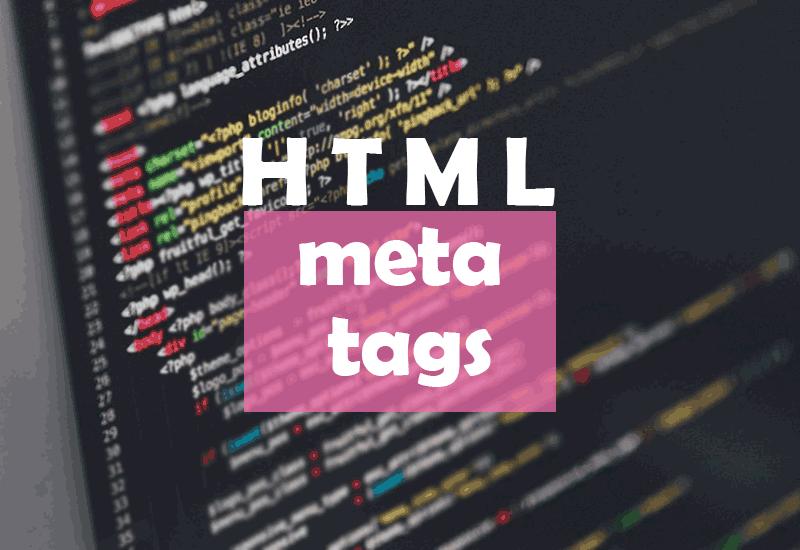 تگ های html برای سئو
